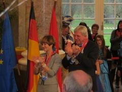 Empfang beim Hessischen Ministerpräsidenten Volker Bouffier am 30.01.2016