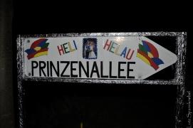 Einweihung der Prinzenallee am 18.12.2015