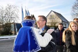 Einweihung der Prinzenallee am 19.01.2019