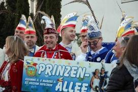 Einweihung der Prinzenallee am 30.11.2019