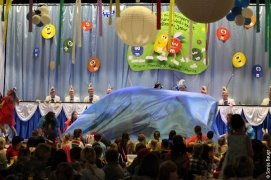 Kinderkarneval am 25.02.2017